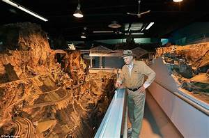 This Is The World's Largest Model Railroad With Eight ...