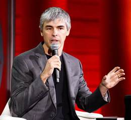 Larry Page: Alphabet Is About 'Representing Reality' Of ...