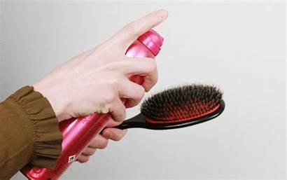 Hair Brush Brushing Goes Finding Wrong Re