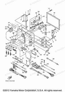 Yamaha Waverunner 2000 Oem Parts Diagram For Electrical