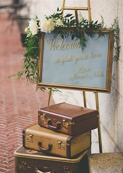 70 travel themed wedding ideas that inspire wanderlust