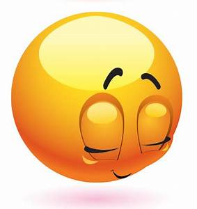 Blushing Smiley Clipart - Clipart Suggest