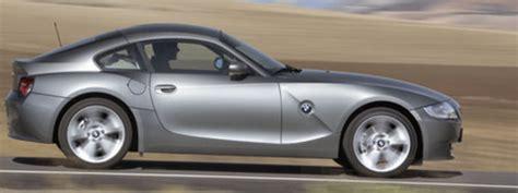 si鑒e auto comparatif bmw z4 coupé 3 0si quel coupé sportif 6 cylindres choisir motorlegend com