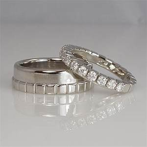 matching wedding bands by cynthia britt cynthia britt With wedding rings for both bride and groom