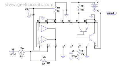 dise 241 o electr 243 nico lificador de audio clase de d con el tl494 o lm3524 o sg3524 class d