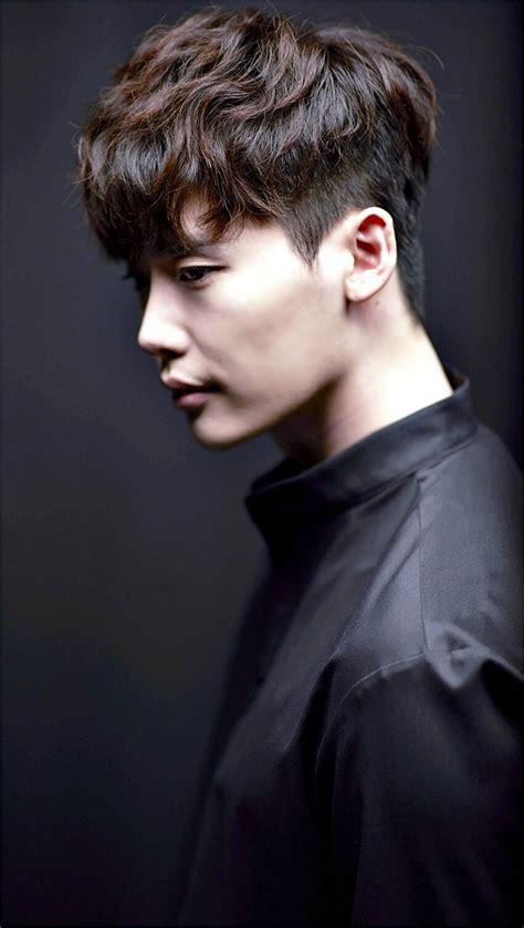 undercut korean hairstyle  men
