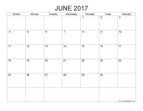 printable calendar june image printable