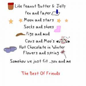 Quotes Funny Best Friend Poems. QuotesGram