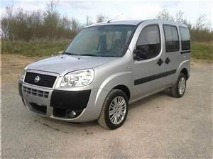 Fiat 7 Places : fiat doblo 1 3 multijet dynamic 7 places airco 2007 2 youtube ~ Medecine-chirurgie-esthetiques.com Avis de Voitures