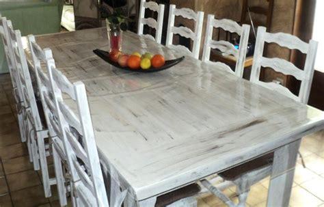 repeindre chaise en bois mobilier table peinture pour table en bois