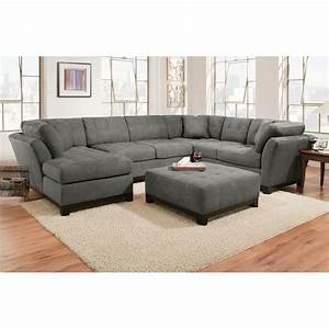 manhattan sectional sofa loveseat lsf chaise slate With sectional sofas pics
