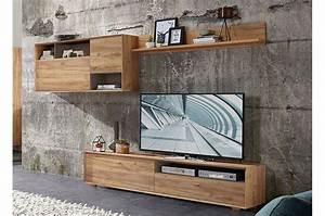 Meuble tv mural en bois design CANADA 1 Cbc Meubles