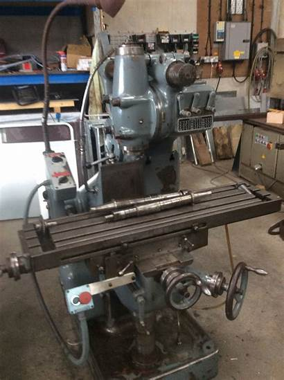 Milling Machine Universal Machines George Tools Shearing