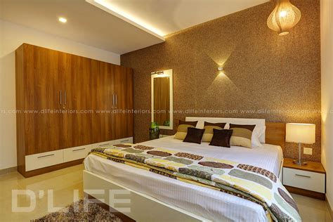 bed room interiors in kerala as part of home furnishing