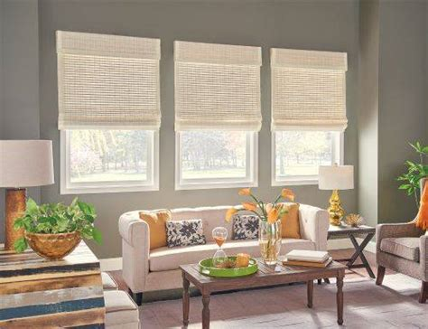 Custom Bamboo Blinds by Woven Wood Shades Bamboo Shades Custom Bamboo Blinds