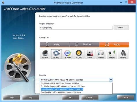 Download Vidmate Video Converter 8.8.0