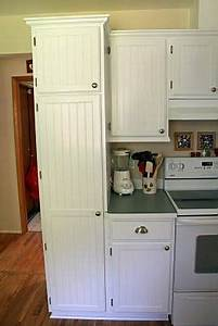 best 25 old cabinets ideas on pinterest updating With kitchen colors with white cabinets with cork candle holders