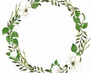 Rustic Clipart Ivy Wreath - Pencil And In Color Rustic ...