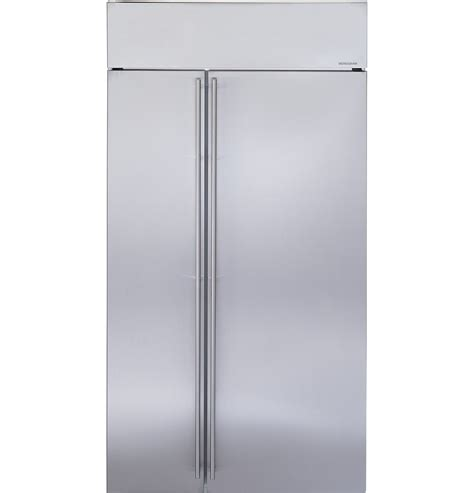 zissnkss monogram  built  side  side refrigerator  monogram collection