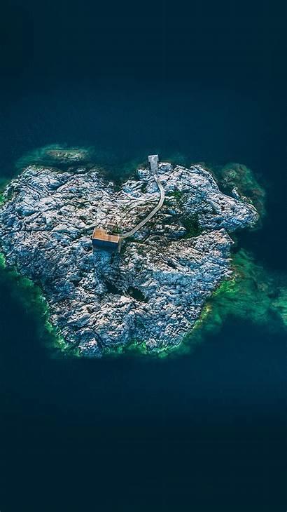 Ocean Nature Sea Island Nt12 Iphone Papers
