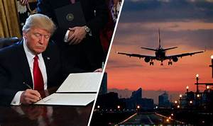 TRAVEL BAN TWO: Donald Trump's new order could be signed ...