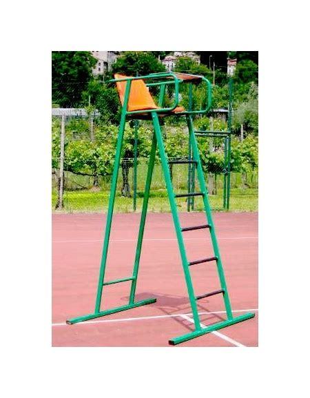 Sedia Arbitro Tennis by Seggiolone Arbitro Per Tennis Attrezzature Sportive