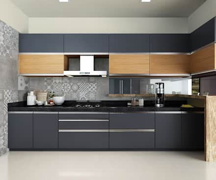 Decor Ideas For Small Kitchen - modern style kitchen design ideas pictures homify