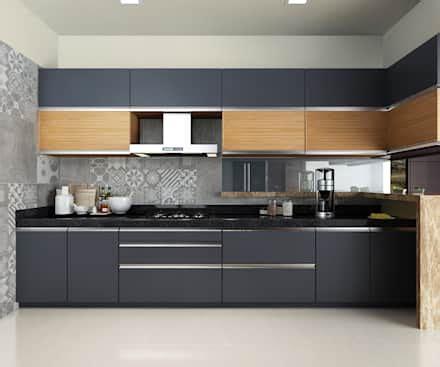 Island Trolley Kitchen - modern style kitchen design ideas pictures homify
