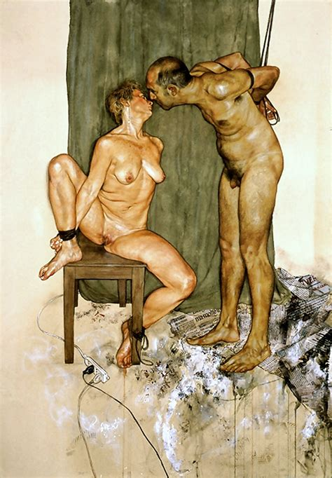 Nude And Erotic Art Mannelli Riccardo Nude Couples And Groupes Erotic Paintings