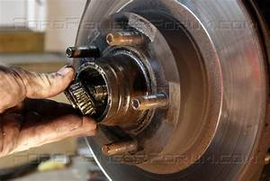Ford Ranger Wheel Bearing Problems