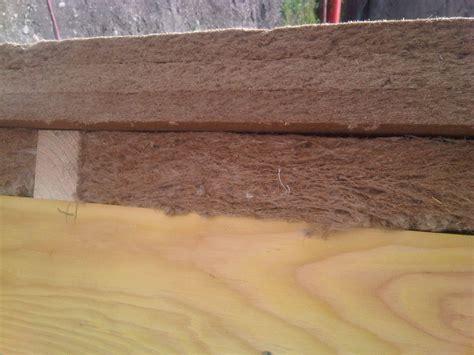 isolation phonique sous plancher bois fibre de bois isolation phonique cr 233 dit d imp 244 t