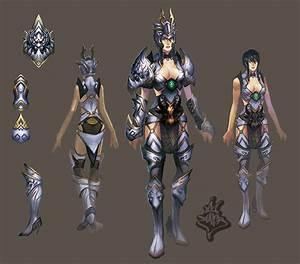 Armor Female by ilison on DeviantArt