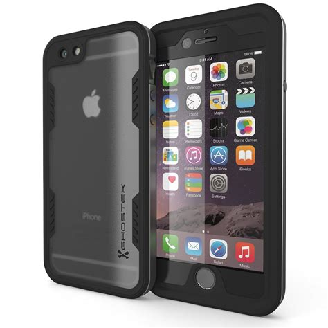 iphone 6 plus waterproof iphone 6s 6 plus waterproof ghostek atomic 2 0
