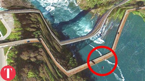 10 Most Dangerous Roads In The World Youtube