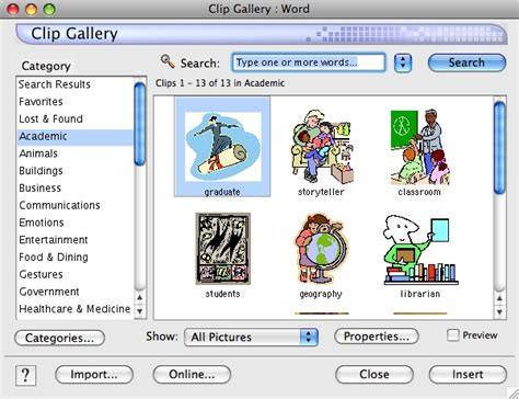 Clipart Gallery Microsoft by Microsoft Clipart Word Pencil And In Color Microsoft
