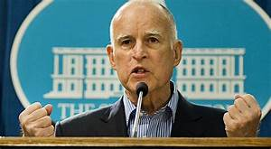Gov. Jerry Brown makes full-throated public and private ...