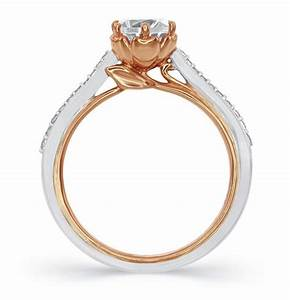 we39re in love with the enchanted disney fine jewelry With belle wedding ring