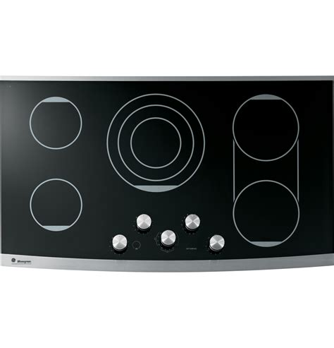 ge monogram  electric cooktop zeukskss ge appliances