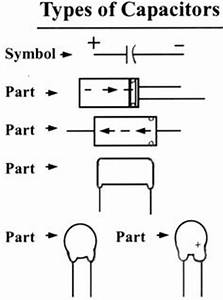 circuit symbol circuit schematic symbols of electronic With capacitor electronics circuit components passive circuit components