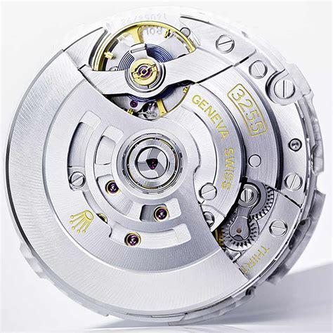 rolex caliber 3255 watch movement calibercorner com