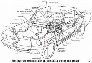 I U0026 39 M Installing A Windshield Washer System In My 65 Mustang Coupe I U0026 39 M Looking For A Picture Or