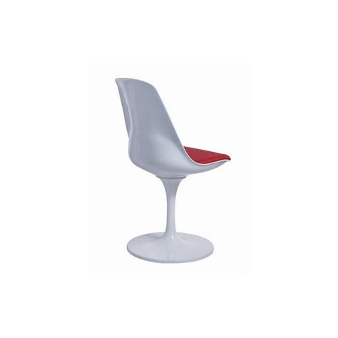 replica tulip chair in white and colors