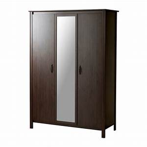 Ikea Kommode Brusali : brusali wardrobe with 3 doors ikea ~ Watch28wear.com Haus und Dekorationen