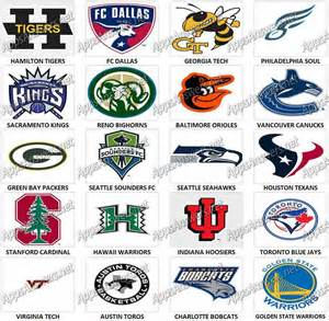 Sports Logo Quiz Answers Level