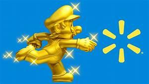 That Leaked Gold Mario Amiibo Looks Like It U0026 39 S A Walmart
