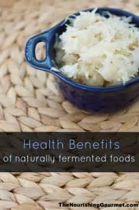 Fermented Food Benefits