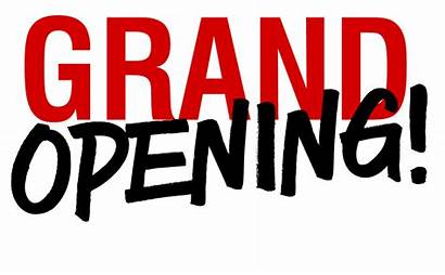 Grand Opening Openings Join