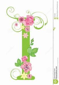 La Centrale Alphabet : lettre i avec des roses illustration de vecteur illustration du centrale 7967402 ~ Maxctalentgroup.com Avis de Voitures