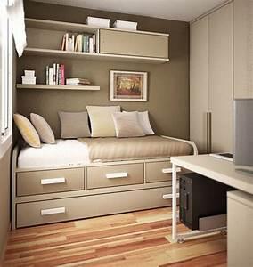 25+ Ide Terbaik Desain Ruangan Kecil Di Pinterest ...
