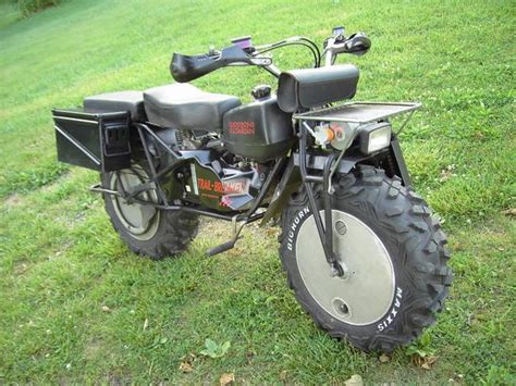 Wanted Rokon Two Wheel Drive Motorcycle Outside Victoria